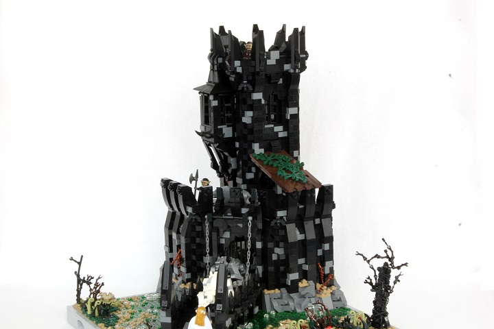 Tol-in-Gaurhoth, castle