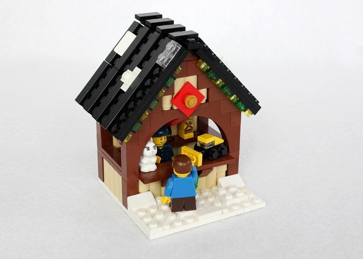 BrickBuilt org Lego MOC|