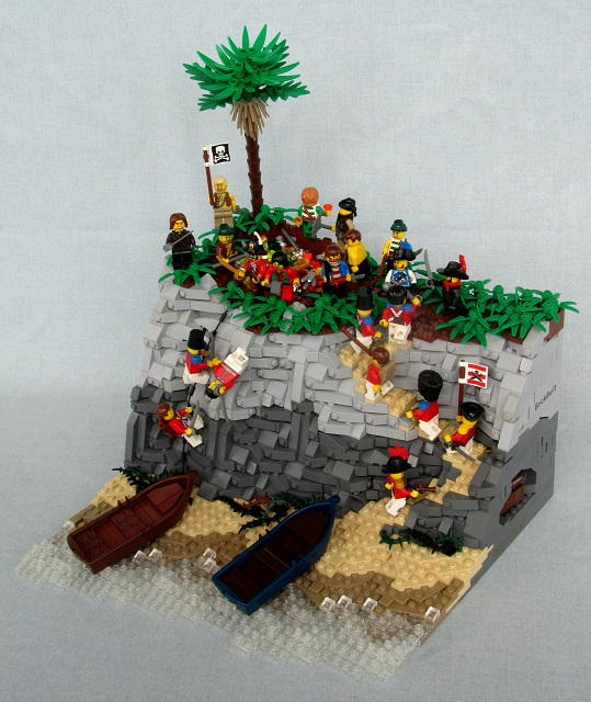 View More Lego Pirate Mocs