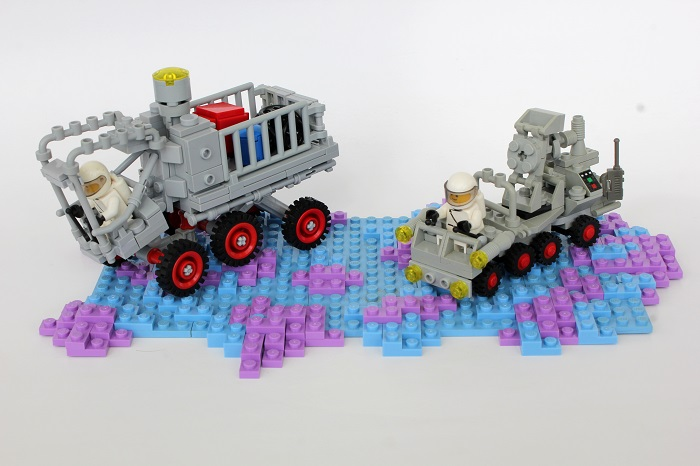 Space Rovers by brickbuilt.org